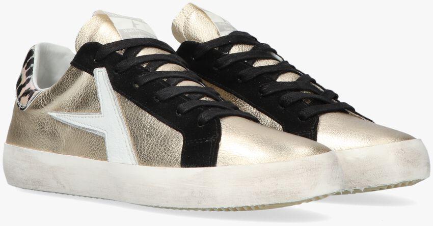 Gouden ARCHIVIO 22 Lage sneakers NEW RIVOLI  - larger