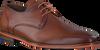Cognac FLORIS VAN BOMMEL Nette schoenen 18014  - small