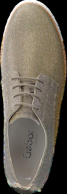 Gouden GABOR Veterschoenen 548 - large