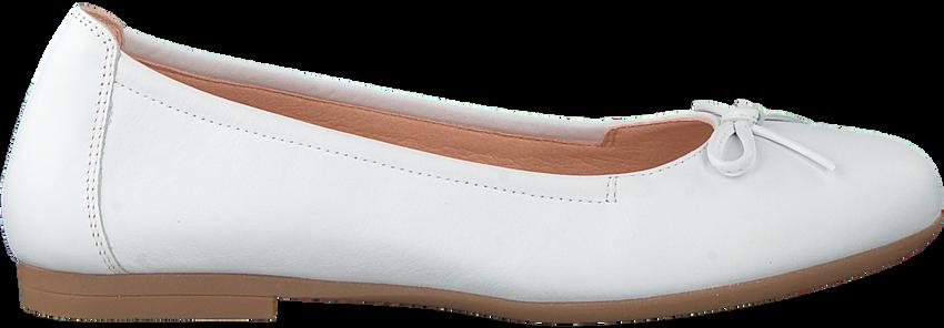 Witte UNISA Ballerina's CRESY  - larger