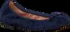 Blauwe UNISA Ballerina's ACOR - small