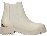Witte GUESS Chelsea boots OLET  - medium