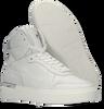 Witte RED-RAG Hoge sneaker 77168  - small