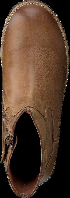 Cognac BRAQEEZ Lange laarzen 417670  - large