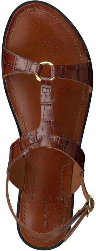 Cognac GANT Sandalen BEECHUM  - larger