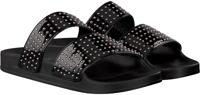 Zwarte STEVE MADDEN Slippers VIVID - large