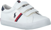 Witte POLO RALPH LAUREN Lage sneakers GAFFNEY EZ  - small