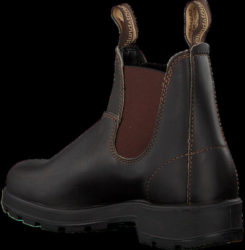 Bruine BLUNDSTONE Chelsea boots ORIGINAL DAMES  - larger