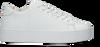 Witte HUB Lage sneakers HOOK-W XL  - small