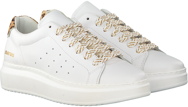 Witte MARUTI Sneakers CLAIRE - large
