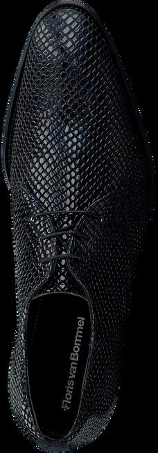 Blauwe FLORIS VAN BOMMEL Nette schoenen 18293  - large