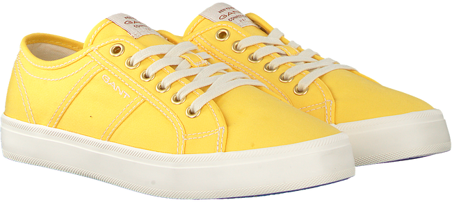 Gele GANT Sneakers ZOEE - large