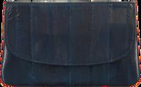Blauwe BECKSONDERGAARD Portemonnee HANDY RAINBOW - medium