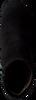 Zwarte UNISA Enkellaarsjes ODOLFO KS - small