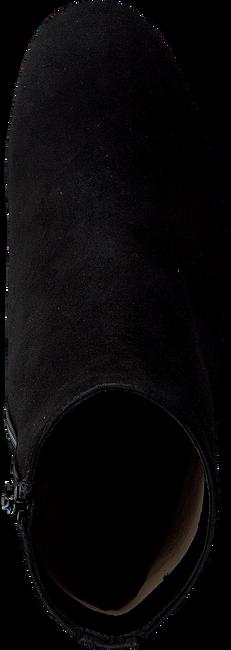 Zwarte UNISA Enkellaarsjes ODOLFO KS - large