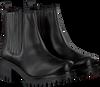 Zwarte OMODA Enkellaarsjes 21509  - small