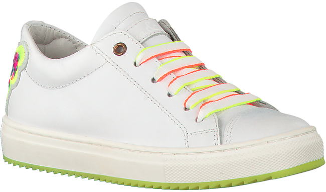 Witte BANA&CO Sneakers 45520  - large