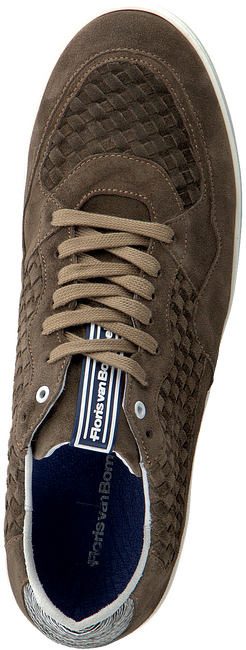 Taupe FLORIS VAN BOMMEL Lage sneakers 16265  - large