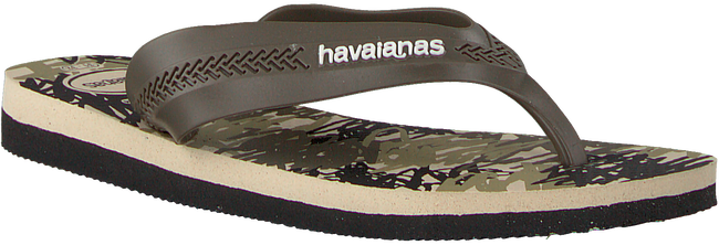 Groene HAVAIANAS Slippers KIDS MAX TREND  - large