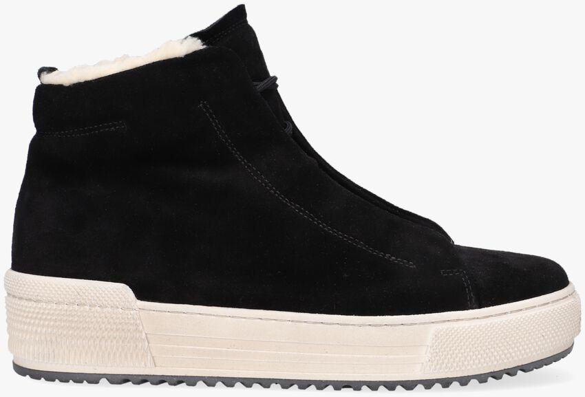 Zwarte GABOR Hoge sneaker 485  - larger