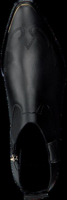 Zwarte NUBIKK Enkellaarsjes HOLLY SANTOS  - large