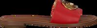 Rode MICHAEL KORS Slippers BRYNN SLIDE  - medium