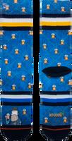 Blauwe XPOOOS Sokken PINT LUKE  - medium