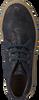 Blauwe UNISA Veterschoenen NONTAS  - small