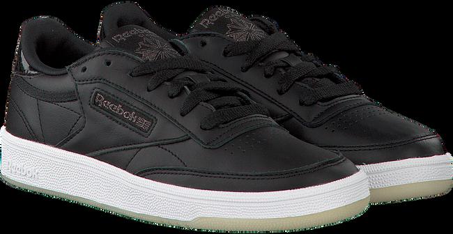 Zwarte REEBOK Sneakers CLUB C 85 WMN  - large