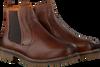 Cognac OMODA Chelsea boots 530060  - small