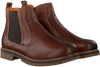 Cognac OMODA Chelsea boots 530060  - small