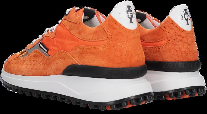 Oranje FLORIS VAN BOMMEL Lage sneakers 16337  - larger