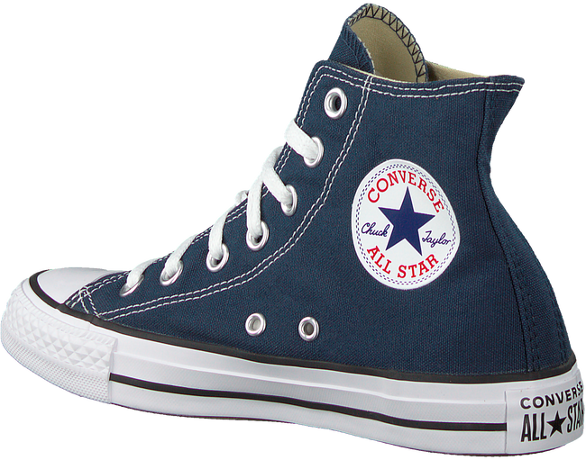Blauwe CONVERSE Sneakers CHUCK TAYLOR ALL STAR HI - large