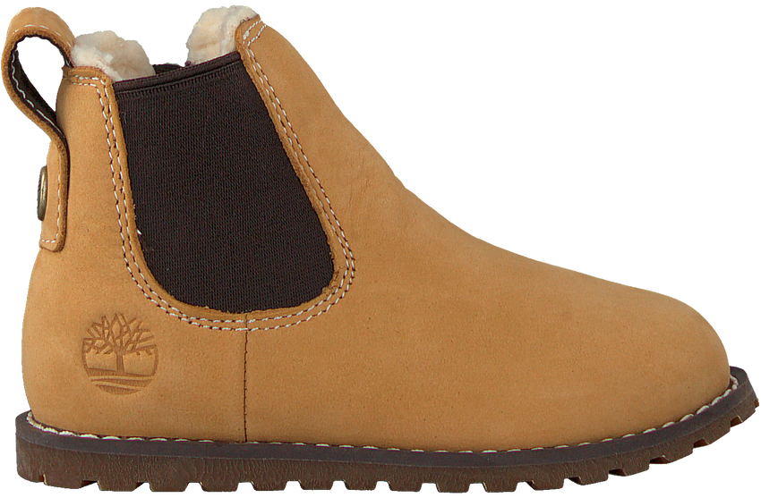 Camel TIMBERLAND Chelsea boots POKEY PINE WL CHELSEA  - larger