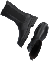 Zwarte CLIC! Chelsea boots CL-20400  - medium