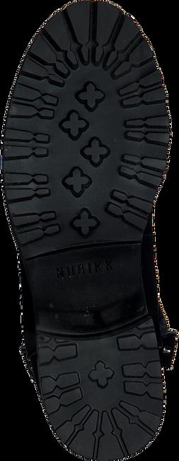 Zwarte NUBIKK Veterboots DJUNA LYNN - large