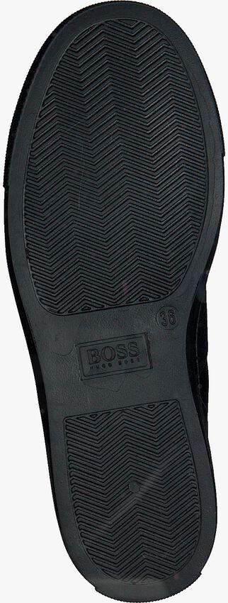 Zwarte BOSS KIDS Sneakers J29194  - larger