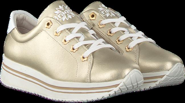 Gouden BRAQEEZ Sneakers 419260 RENEE RISE  - large