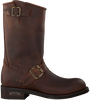 Bruine SENDRA Lange laarzen 2944  - small