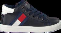 Blauwe TOMMY HILFIGER Hoge sneaker 30905  - medium