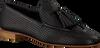 Zwarte PERTINI Loafers 14940  - small