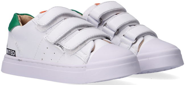 Witte SHOESME Lage sneakers SH21S015 - large