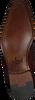 Cognac VAN BOMMEL Nette schoenen VAN BOMMEL 14248  - small
