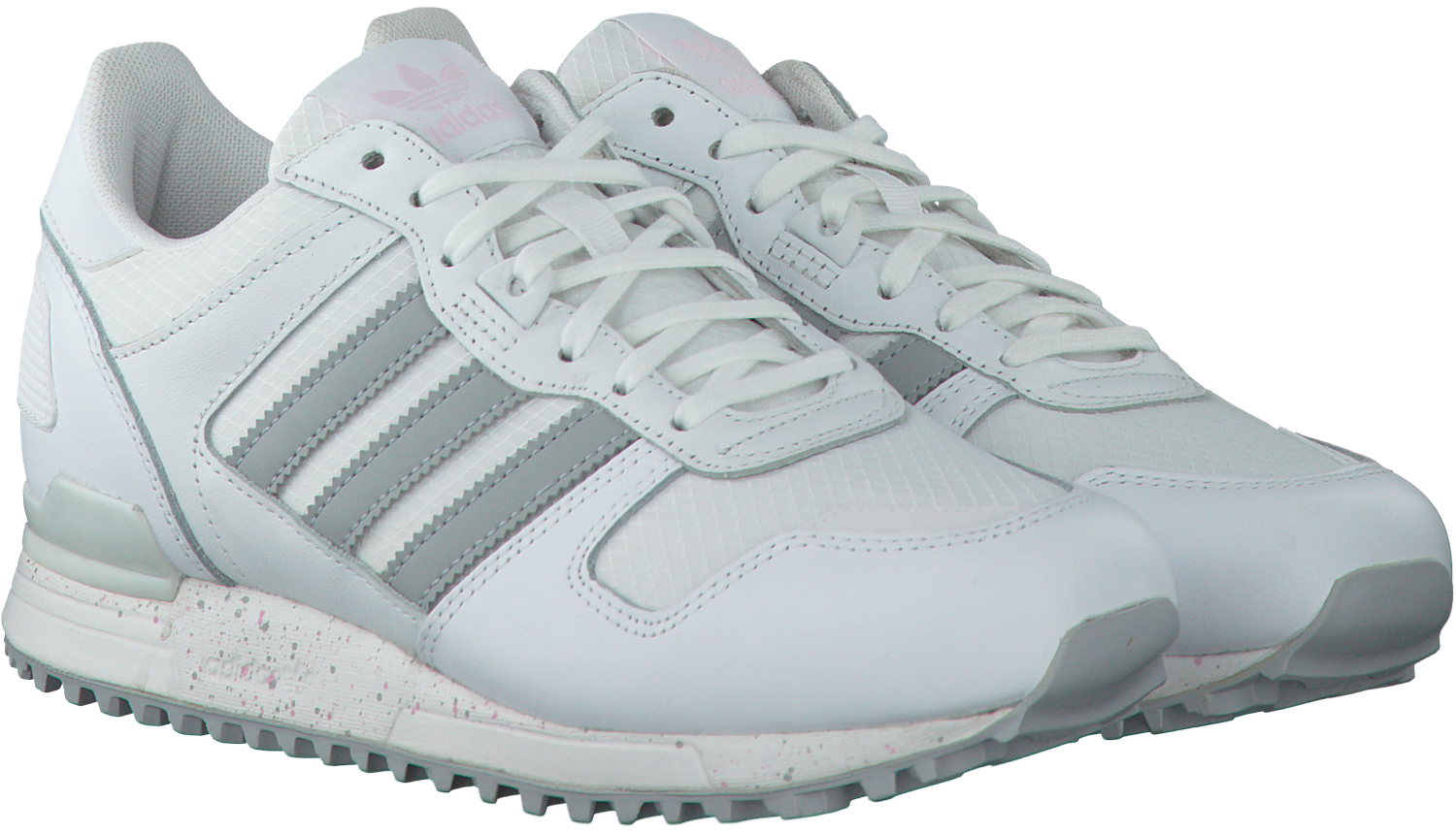 Witte ADIDAS Sneakers ZX 700 DAMES - Omoda.nl