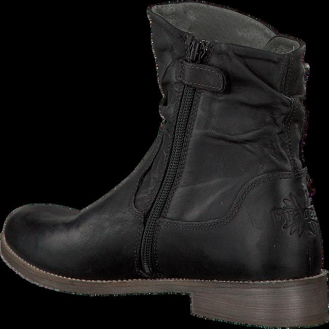 Zwarte BRAQEEZ Lange laarzen 417720  - large