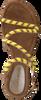Gele LAZAMANI Sandalen 85.268  - small