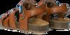 Cognac KIPLING Sandalen FIDEL - small