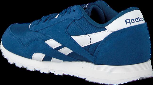Blauwe REEBOK Sneakers CL NYLON - large