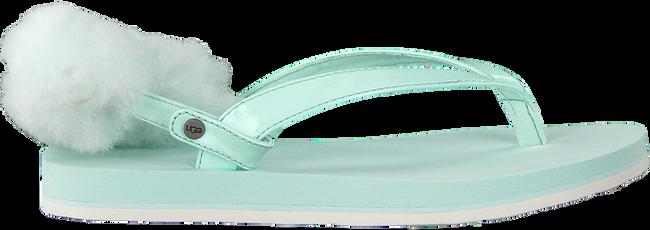 blauwe UGG Slippers LAALAA  - large