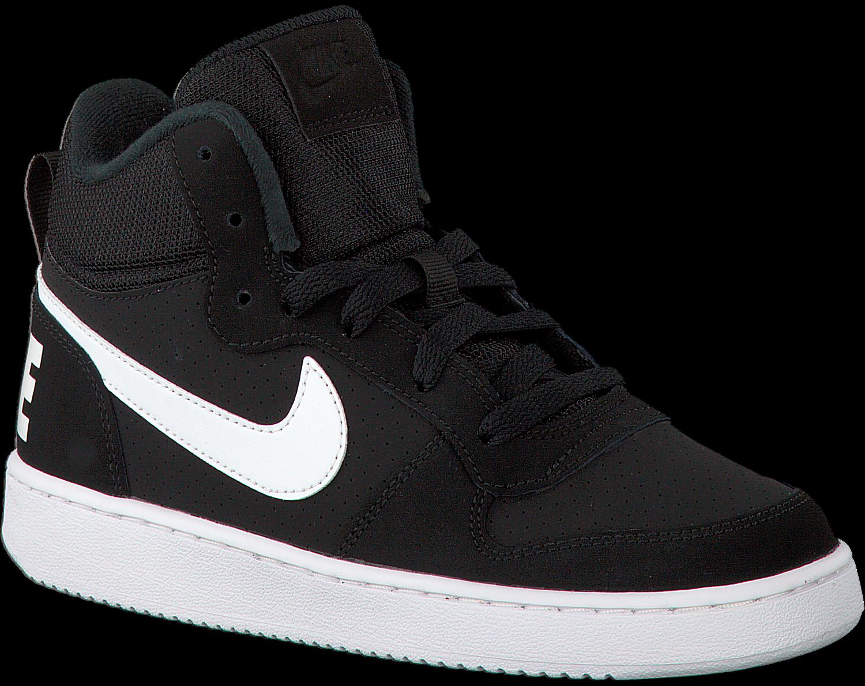 3868ffa12fb Zwarte NIKE Sneakers COURT BOROUGH MID (KIDS). NIKE. -10%. Previous